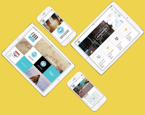 Création de votre site web professionnel