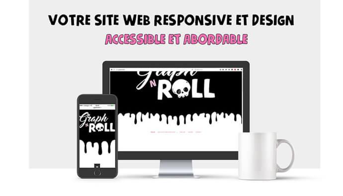 Votre site web Responsive & Design