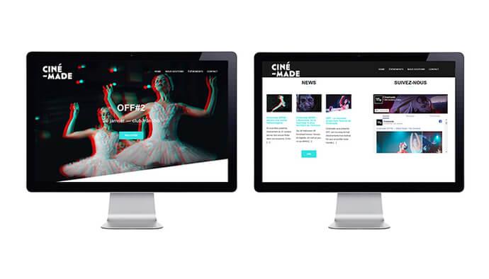 Je crée votre site pro et design (Wordpress)