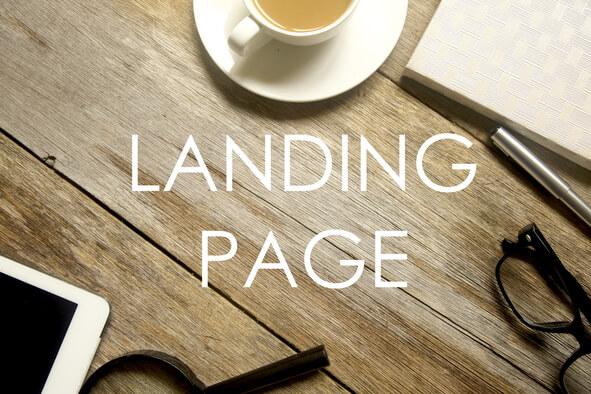 Votre landing page professionnelle