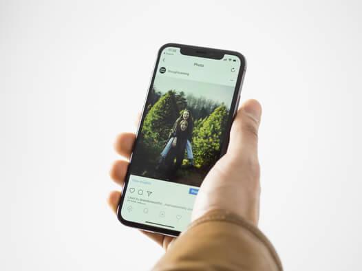 Je vous aide dans votre communication Instagram