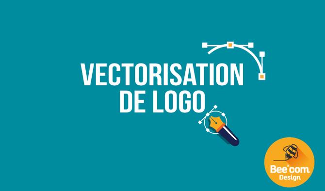 Je vectorise votre logo