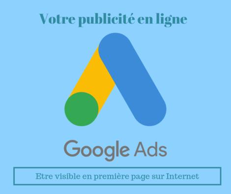 Je créé et lance votre campagne Google Ads Adwords