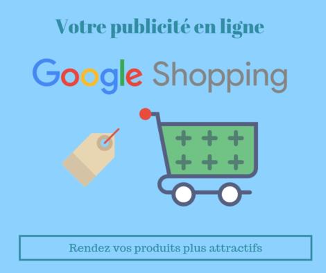 Je crée et lance votre campagne Google Shopping