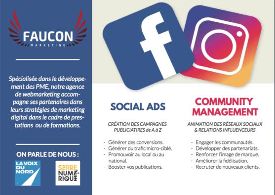 Je gère vos Social Ads (Facebook / Instagram)- Pub
