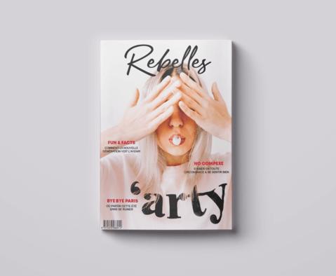 Je crée votre magazine professionnel ou personnel