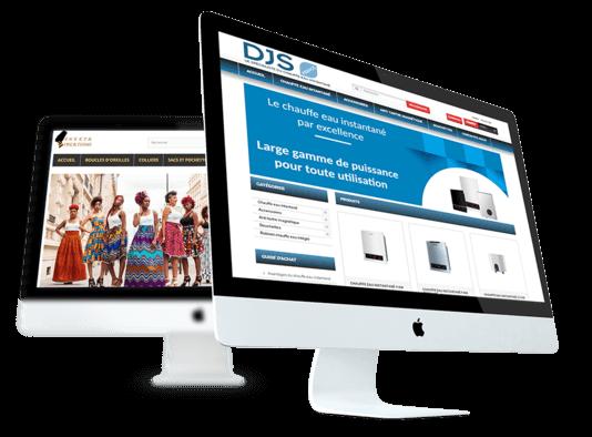 Création de votre site internet clé en main