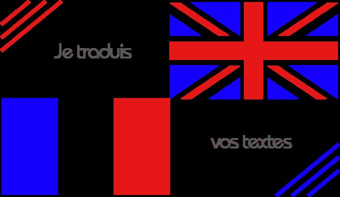 Je traduis vos textes du français à l'anglais