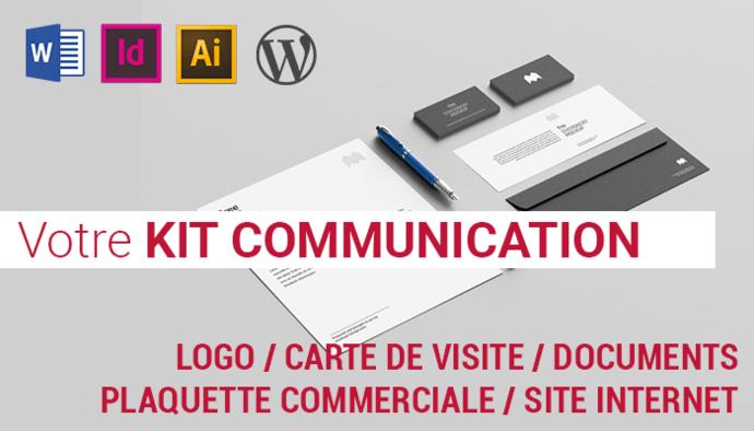 Votre KIT communication / Identité visuelle