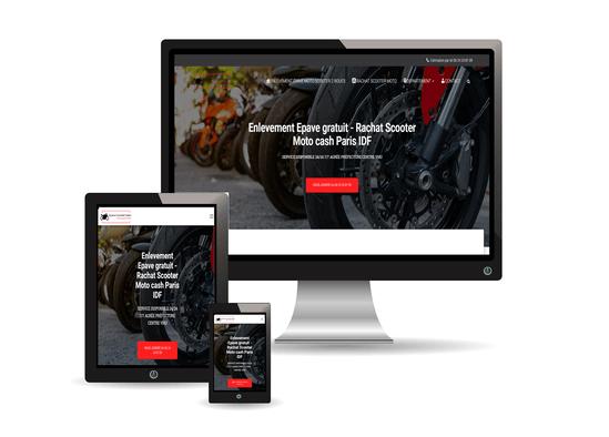 Je conçois votre site web responsive WordPress
