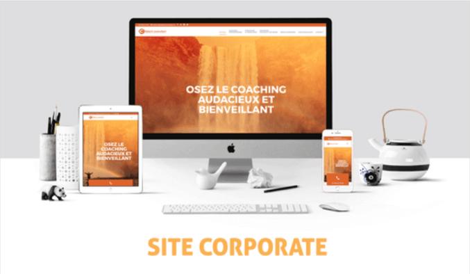 Je crée votre site complet Wordpress