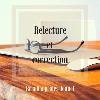 Je réalise une relecture et correction professionnelle