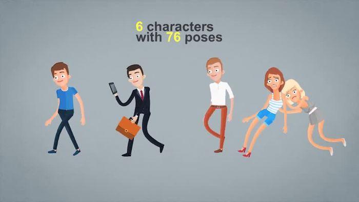 Je crée votre vidéo d'explication : Avatars Animés